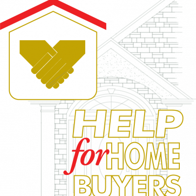 Help for Home Buyers Logo - Facebook - Red Roof #2